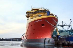 Edda ship