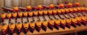 Produccion en serie de maquetas