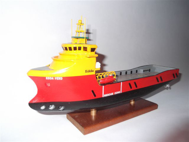 handcrafted ship model