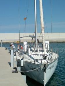 Maqueta Oceanis 430