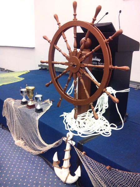 Somos suministradores de la decoraci n n utica de nestl for Articulos decoracion nautica