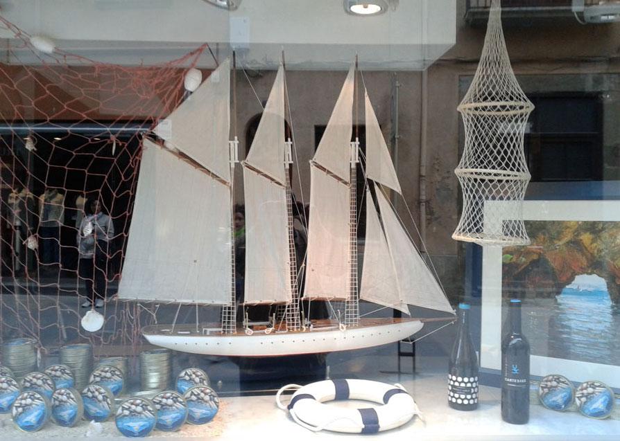 Maquetas de barcos nauticadecor magazine for Articulos decoracion nautica