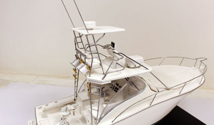 LUHRS 32 OPEN MODEL