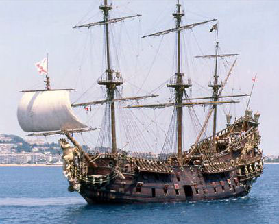 San Felipe Galleon