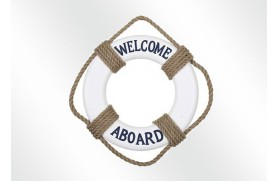"SALVAVIDES ""WELCOME ABOARD"""