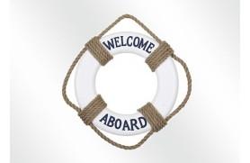 """""""WELCOME ABOARD"""" LIFEBUOY"""