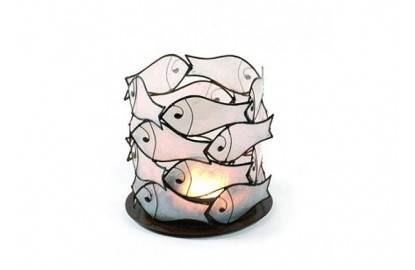"DECORATIVE CANDLE ""FISH"""