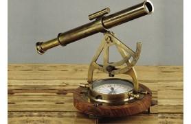 Theodolit aus Bronze