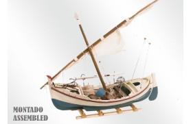 Lateinischer Segel-Llaut