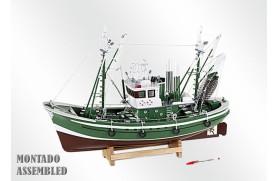 Great North Fishing boat