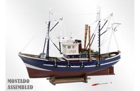 Thunfisch-Fischerboot