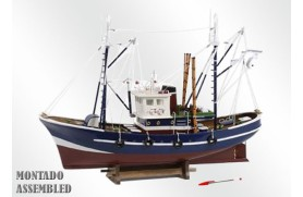 Tuna Fishing boat