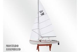 Bateau à voile 470