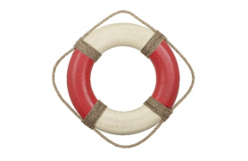 Lifeguard decoration