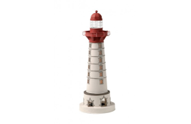 "Lighthouse candle ""Saint Mathieu"""