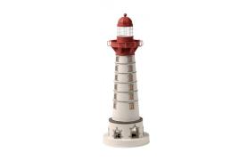 "Leuchtturm mit Licht ""Saint Mathieu"""