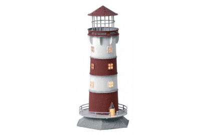 Lighthouse candle