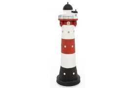 "Phare de bougie ""Roter Sand"""