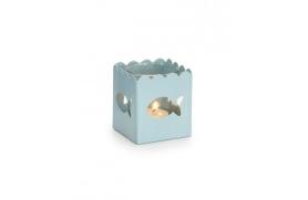 Fish candelholder