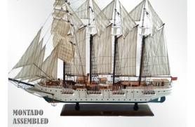 School ship J.S. El cano