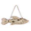 Pendentif en forme de poisson