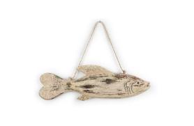 Fish-shaped pendant