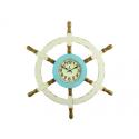 Horloge marin gouvernail
