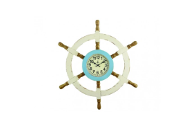 Clock sailor rudder