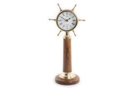 Clock - rudder