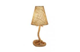 Lámpara de cuerda