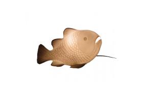 Lámpara pez marino