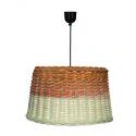Lampe suspension osier