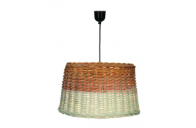 Lampe suspension osier
