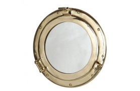 Bullauge Spiegel 23,5cm