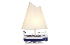 Lámpara de barca