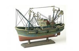 Bateau de pêche du Nord