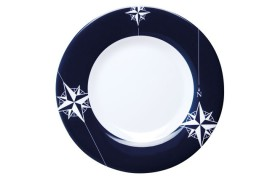 Set 6 Assiette plate  NORTHWIND
