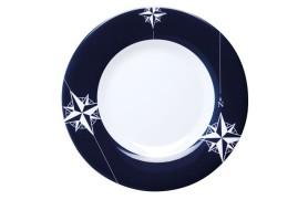 Set 6 Assiette plate NORTHWIND