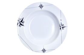 Set 6 Assiette Creuse NORTHWIND