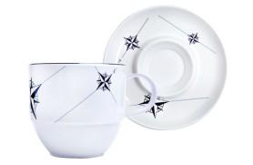 Set 6 Tea cups NORTHWIND