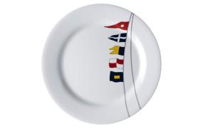 Set 6 Assiette plate REGATA