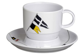 Set 6 Tea cups REGATA