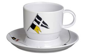 Set 6 Tea cups REGATA
