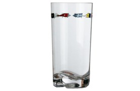 Set 6 Long glass REGATA