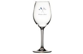 Set 6 Weinglas WELCOME ONBOARD