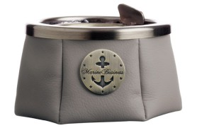 Grey ashtray WINDPROOF