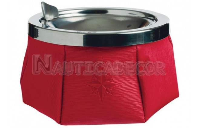 Cendrier rouge WINDPROOF