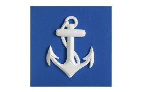 "Picture sea blue ""anchor"""