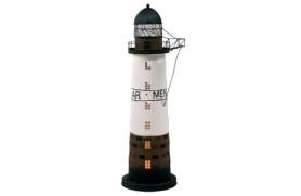 "Lighthouse candle ""AR-MEN"""