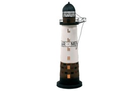 "Lighthouse w/light ""AR-MEN"""